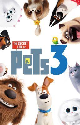 The Secret Life Of Pets 3 Cast Wattpad