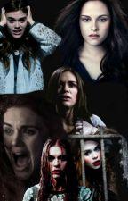 Soy una semidiosa, hermana de una vampira? by Marylynchlerman