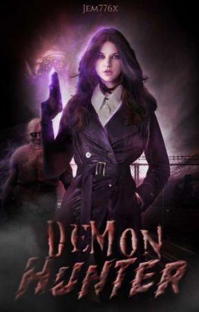 Demon Hunter by Jem776x
