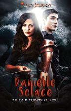 Danielle Solace 🔯 Percy Jackson by WerecoyoteWitch97