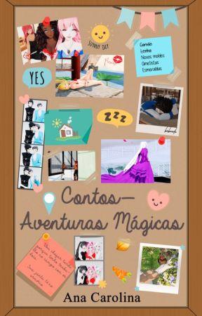 Contos - Aventuras Mágicas by Saaimee