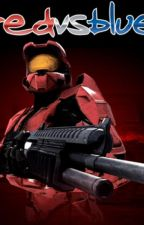 Red vs Blue Season 1/ Male Oc -Completed- by Velnoa