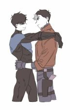 Your Avoiding Me {JayDick One-shot} by Syfrynn