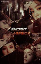 Secret Heroes | btsvelvet by shyrochan