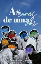 As cores de uma voz by Engenho_das_Letras