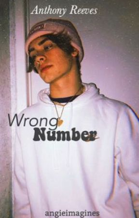 Wrong Number// A.R. by angieimagines