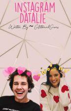 Instagram 🥀 Datalie  by GlitterandGuns