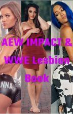WWE Lesbian Book by Bliss3240