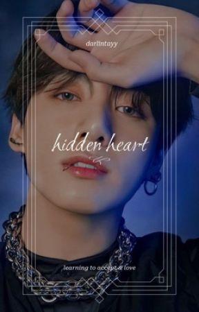 hidden heart | j.jungkook by taylorhenniee
