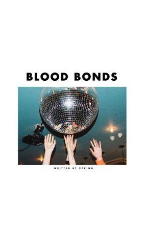 BLOOD BONDS, yoonkook by 97KING