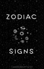 Zodiac Signs by MintyWings
