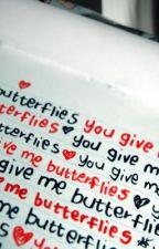 You give me Butterflies deep inside (Student & Teacher Love Story) by ViolentDelights