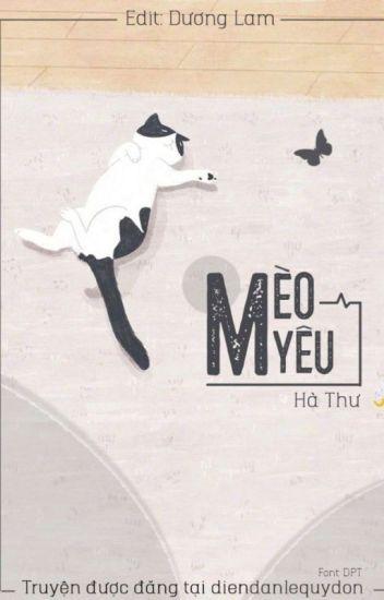 Đọc Truyện Mèo Yêu - Hà Thư - Truyen4U.Net