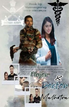 Mr Major and Mrs Doctor  Malhotra  by manumystery