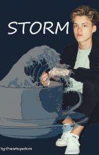 Storm / Reece Bibby by newhopedomi