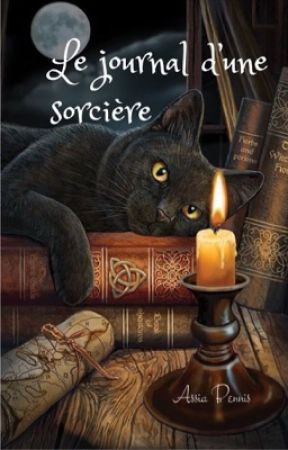 Le journal d'une sorcière  by AssiaBennis