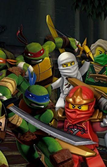 Romantic Ninjas (Ninjago and TMNT x reader) - Jerika Shelton - Wattpad