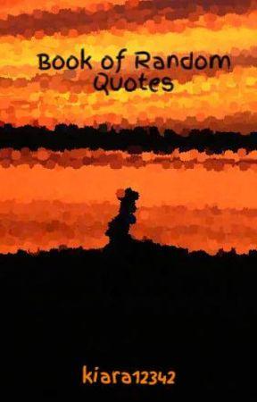 Book of Random Quotes - Running Away - Wattpad