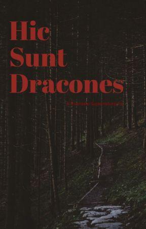 Hic Sunt Dracones by FrostedGemstones