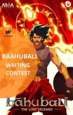 BAAHUBALI WRITING CONTEST by GraphicIndia