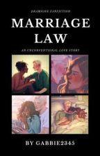 Marriage Law (Dramione) by Gabbie2345