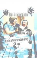 Let's stop pretending 2 (Larry Stylinson AU!) by blackmoonlivght