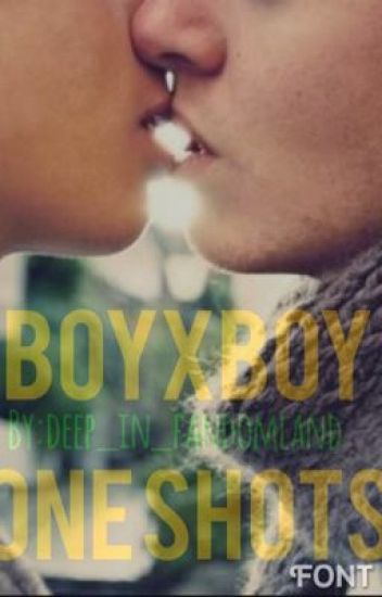 Boyxboy one shots