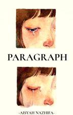 PARAGRAPH by AisyahNazhifa