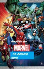 Analise da Marvel na Editora Abril. by JnioOliveira5