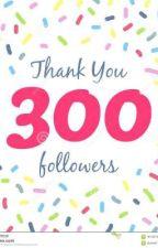 300 follower raffle by infinite_galaxy2000