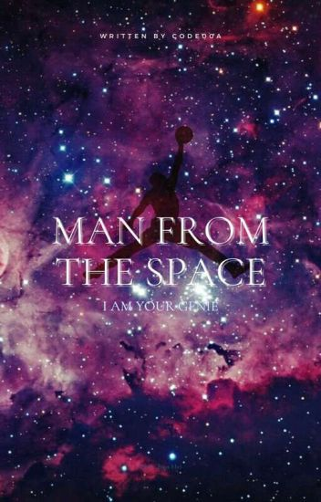 man from the space