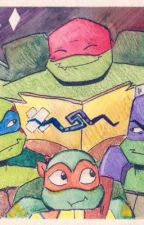 ❤️ 💙 💜 🧡~ ROTTMNT X Reader Oneshots ~ 🧡 💜 💙 ❤️ by lsam73196