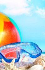 Yaz Tatilinde Ne Yaptım? by littlecupcake11