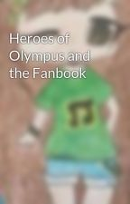 Heroes of Olympus and the Fanbook by Chilea
