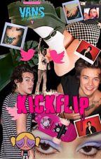 kickflip ~ h.s by cherryl0ve