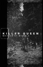 KILLER QUEEN ( stranger things ) by mxercury
