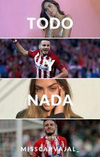 TODO Y NADA || SAÚL ÑIGUEZ || by misscarvajal_