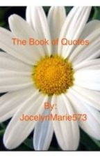 The Book of Quotes by JocelynMarie573