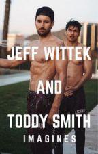 Jeff Wittek and Toddy Smith imagines by reginaperrusquiap