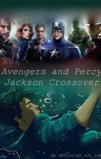 Percy Jackson and Avengers Crossover :) by definitely_not_loki
