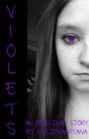 Violets by MyLifeAsRyana