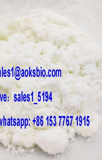 bmk Benzeneacetic acid bmk glycidate CAS 16648-44-5 sales1@aoksbio