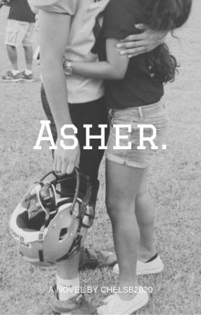 Asher. by ChelsB2020