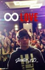 Infinity love (Hayes Grier) by Justin_1D_