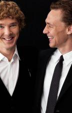 The argument (Tom hiddleston/benedict cumberbatch/reader) by superavengelock