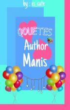 Quotes Author Manis by es_cute