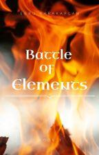 Battle of Elements by Ebruwrites