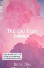 The Girl From Summer.   [OMB] by thewinterofficial