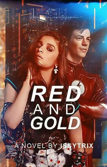 RED AND GOLD •BARRY ALLEN