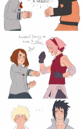From Naruto to My Hero Academia by Ko_Chi